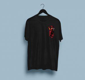 hellboy infinity gauntlet shirt by tomde studio