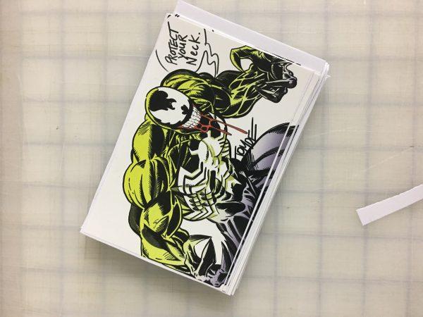 Wu-Tang Venom Sticker 2