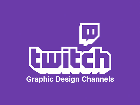Live streaming graphic design on Twitch?
