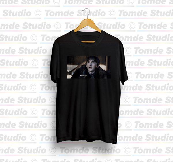 Bran Stark Tee Shirt