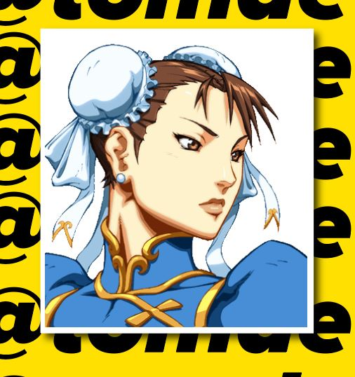 Street Fighter Character Portrait Stickers (Various) 14