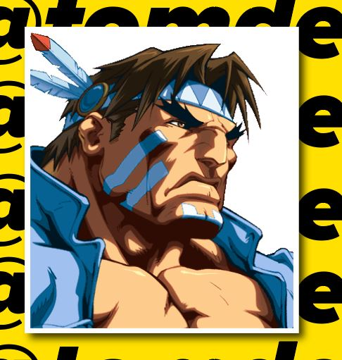 Street Fighter Character Portrait Stickers (Various) 3