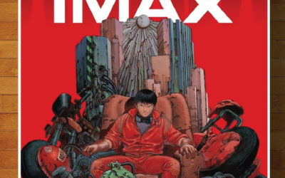 Doing an edition of Akira IMAX Movie Posters in 11×17