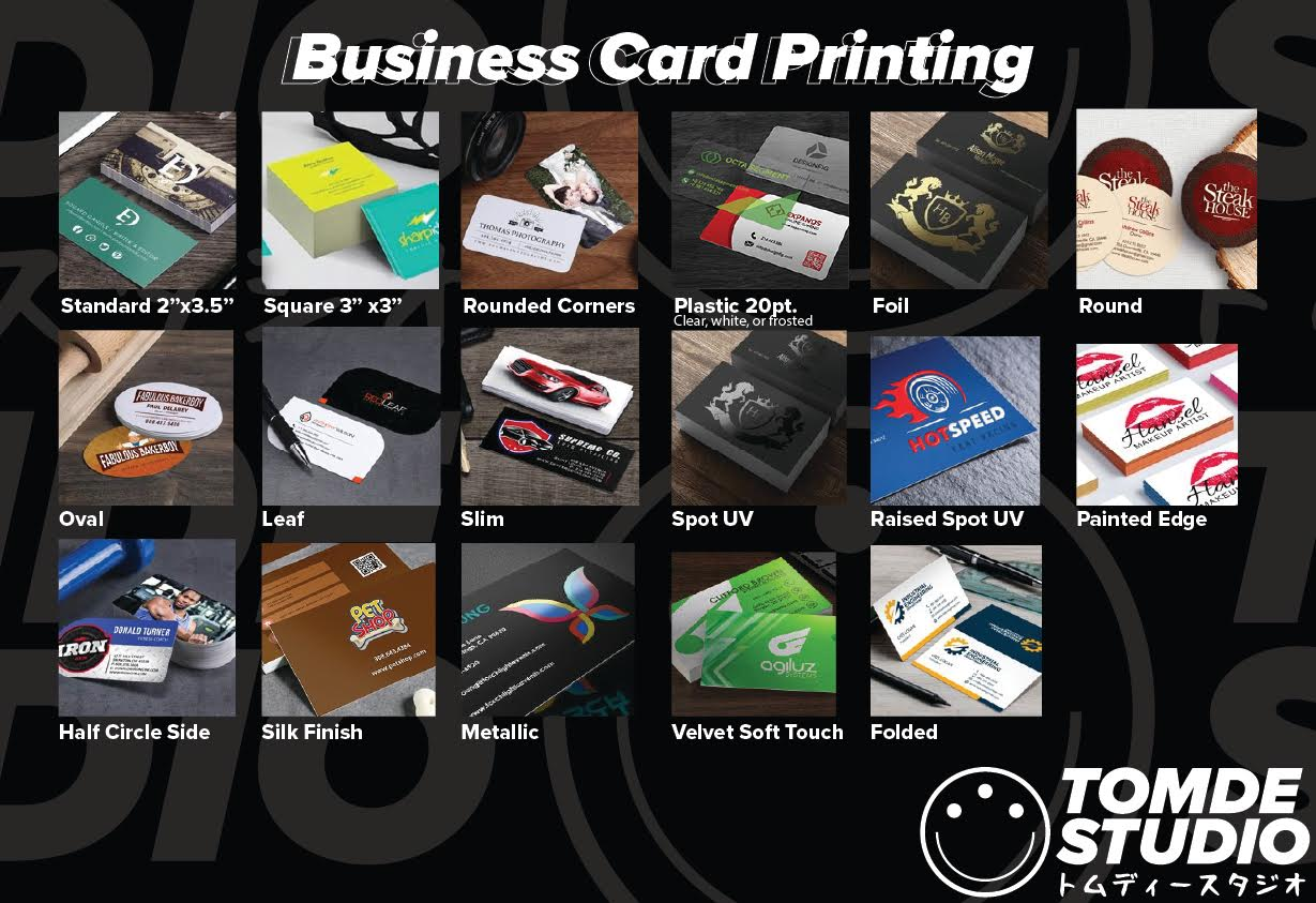 Business Card Printing 1