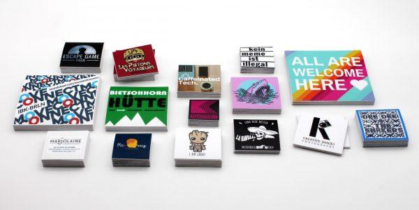 Custom Stickers (1000pc) 1